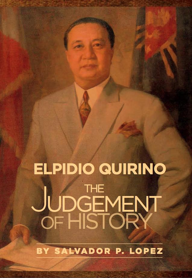 Dating pangulong elpidio quirino picture